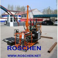 Buy cheap Portable Drilling Rig Equipment , Borehole Drilling Rig For Wireline Diamond Core Drilling product