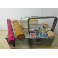 Buy cheap Small Size Lightweight Automatic Banding Machine For Incense Banding product