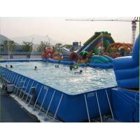 Above Ground Metal Frame Pool Quality Above Ground Metal Frame Pool For Sale