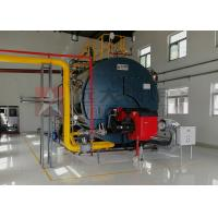 Buy cheap Industrial 1-20ton Fire Tube Light Oil Steam Boiler for Textile Industry product