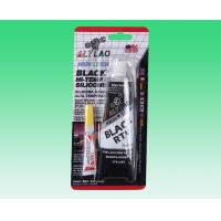 Buy cheap Waterproof Coloured Black RTV Silicone Sealant High Temperature product