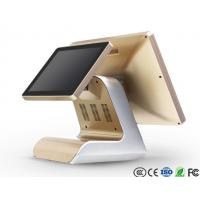 High brightness touch screen Retail POS Systems With Android / Aluminum Alloy