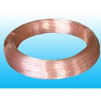 Buy cheap Refrigeration Copper Tube For Wire-Tube Condenser 4 * 0.7 mm product