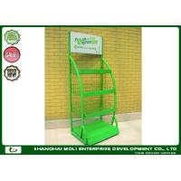 Buy cheap Motor oil & lubricant display stands POP retail rack China factory metal displays racks product