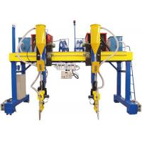 Buy cheap Automatic H Beam Production Line Gantry Type SAW Welding Machine For Steel Structure product