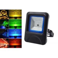 Buy cheap Remote Control RGB 10W LED Flood Light for Different Places  with 16 diffrent colors from wholesalers