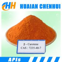 Buy cheap Natural Food additives Beta Carotene / Antioxidants Beta carotene / 1% Beta Carotene Powder product
