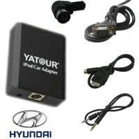 Buy cheap iPhone/iPod interface(CD changer adapter) for Hyundai 8pin product