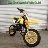 China 50cc Cheap Kids Gas Dirt Bike for Sale wholesale