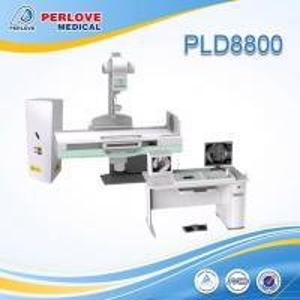 China Multi-functional digital X-ray unit for fluoroscopy PLD8800 on sale