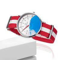 Buy cheap Single Needle Children Nylon Strap Watch For Swimming product