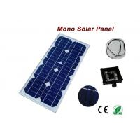 High Efficiency Monocrystalline Solar Cells Charge For Solar Camping Light
