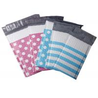 Buy cheap Dotted And Stripe Colorful Poly Bubble Envelope Small Bubble Mailers 4x8 and 6x10 from wholesalers
