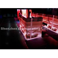Buy cheap Industrial wireless Outdoor Full Color LED Display Flexible installed With lightweight from wholesalers