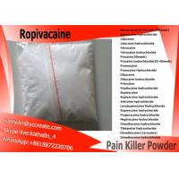 Buy cheap Ropivacaine Local Anesthetic Drugs For Epidural Anesthesia , CAS 84057-95-4 product