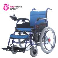 Portable electric wheelchair for handicapped medicare Portable motorized wheelchair
