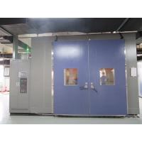 Buy cheap Energy Efficient Walk-in Chamber , Constant Temperature And Humidity Stability Climatic Test Chamber product