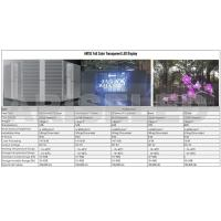Buy cheap ARISEled.com ,Full Color Transparent LED display series P3.9mm,P7.81mm,P8mm,P10mm product