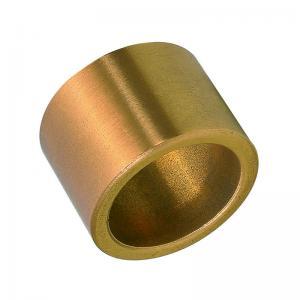 Buy cheap Self Lubricating Sintered Bronze Bushing product