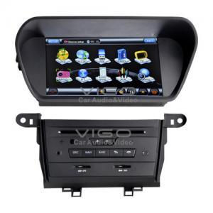 Buy cheap 7'' 800*480 Pixels Honda Accord Sat Nav DVD, Auto Radio Headunit Multimedia Stereo VHS8989 product