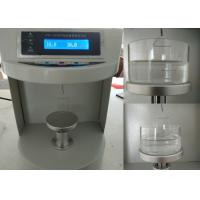 Buy cheap LCD Digital Display Interfacial Tension Meter , Surface Tension Testing Equipment product