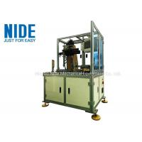 Buy cheap 4 Pole Bldc Stator Coil Winding Machine Full Automatic Single Station product