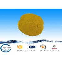 Buy cheap CAS No 10028-22-5 Polymer ferric sulphate 19% Coagulant ISO/ BV product