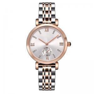 Buy cheap OEM Zinc Alloy Quartz Watch Lady 5 Atm Water Resistant Watch product