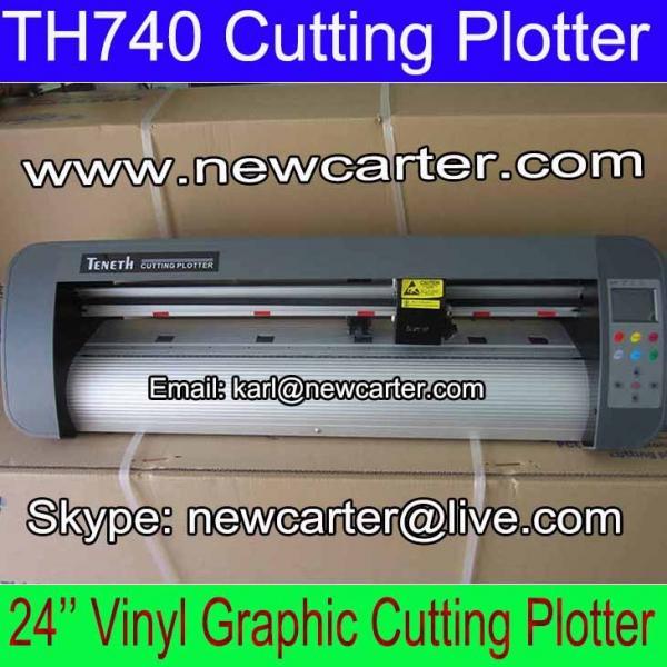 Smart Contour Cutting Plotter Vinyl Sticker Cutter Th740