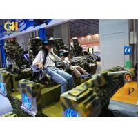 Dynamic Virtual VR Glasses 9D VR Cinema Theater For Shopping Mall