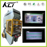 Buy cheap 100tons C-Frame Hydraulic Press For Shallow Drawing Requirements , Y41B Series CE Certification product
