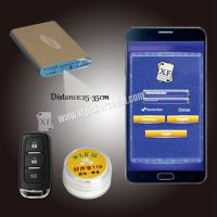 Buy cheap Korean Samsung Galaxy S708 Poker Analyzer With Double Camera Bluetooth Watch product