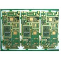 Buy cheap Double-sided PCB, gold board, with HAL product