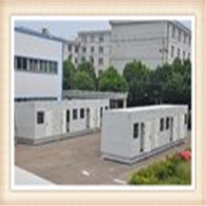 China Australia Standard Light guage steel frame systemModern Modular Homes on sale