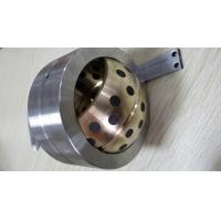 CHB-JQB Oilless Self-lubricating Sphere Oscillating bronze Bearing with graphite