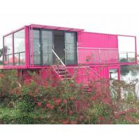 Buy cheap 20FT Customzied Modular Prefabricated Container House for commercial product