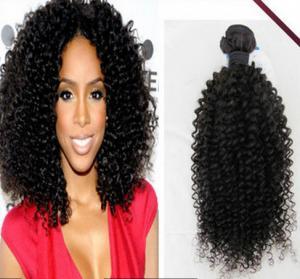 des cheveux brésiliens non-traités de la pleine cuticle 100g, de vrais cheveux de Vierge peuvent être repassés