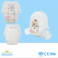 Buy cheap Non Woven Fabric Soft Baby Pull Up Pants With 3D Leak Prevention Channel product