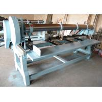 Buy cheap Four Link Slotting Corner Cutting Machine / Partition Slotter Machine product