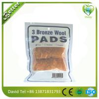 Buy cheap best quality bronze wool for household kitchen and sanitary product