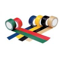 Buy cheap aluminum foil duct tape waterproof aluminum tape with bottom paper,OEM free sample strong Adhesive Logo Printed Tapes Cl product