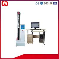 Buy cheap Electronic 200kg Load Fabric Yarn Textile Tensile Testing Equipment product