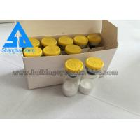 Buy cheap White Powder CJC - 1295 Growth Hormone Peptides For Muscle Growth High Purity product