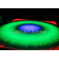 Led Dance Floor Outdoor 80w 1100lux 8x8 Dots Temporary