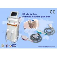 China 2000 W White color  Pure sapphire  OPT IPL SHR Hair Removal Machine wholesale