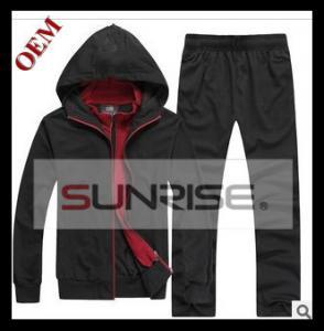 Buy cheap Mens sportswear suit product