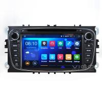 Buy cheap Android 4.4.4 System Car Stereo for Ford Focus Galaxy GPS Navigation 3G WIFI from wholesalers