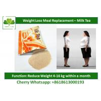 Buy cheap Slimming Milk Tea Natural Meal Replacement Shakes Healthy Protein Shakes For from wholesalers