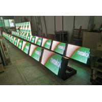 P10 Front Opening / Front Access LED Display For Advertising ISO 9001 Approved