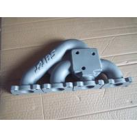 Buy cheap OEM Auto Parts Casting  Vehicle Cast Iron Exhaust Pipe TS16949 Approval product
